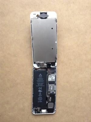 iPhone5バッテリー交換3