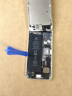 iPhone5バッテリー交換7