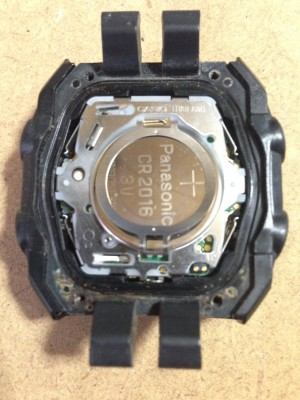 g-shock電池3