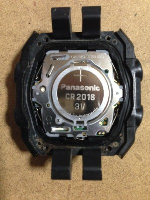 g-shock電池4