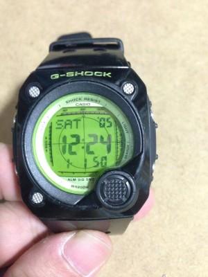 g-shock電池6