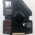 ipod classic のHDDをSDカード化するためにiFlashを購入